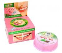 Тайская зубная паста с экстрактом гвоздики