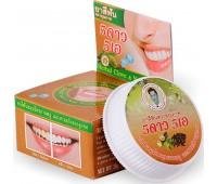 Тайская зубная паста с экстрактом нони