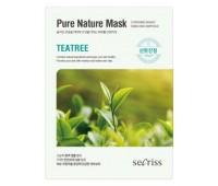 Тканевая маска с чайным деревом
