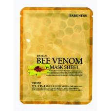 Тканевая маска с пчелиным ядом