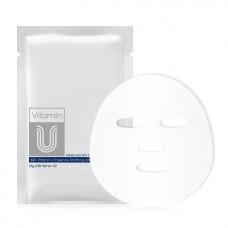 Тканевая маска с витамином U