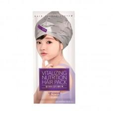 Питательная маска-шапка для волос