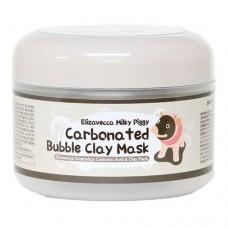 Очищающая глиняно-пузырьковая маска для лица