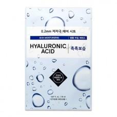Тканевая маска с гиалуроновой кислотой