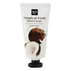 Крем для рук с кокосом