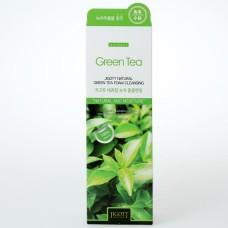 Очищающая пенка с экстрактом зеленого чая