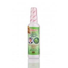 Травяная сыворотка против выпадения волос