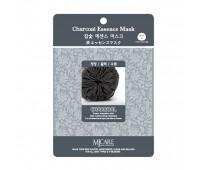 Тканевая маска с древесным углем