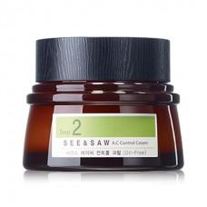 Крем для контроля чистоты и жирности кожи