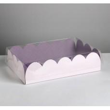 Коробка подарочная с PVC-крышкой «Хорошего дня»