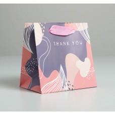 Пакет ламинированный Thank You