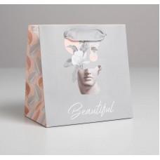 Пакет подарочный Beautiful