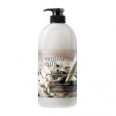 Гель для душа с экстрактом ванили