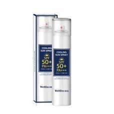 Солнцезащитный спрей для лица